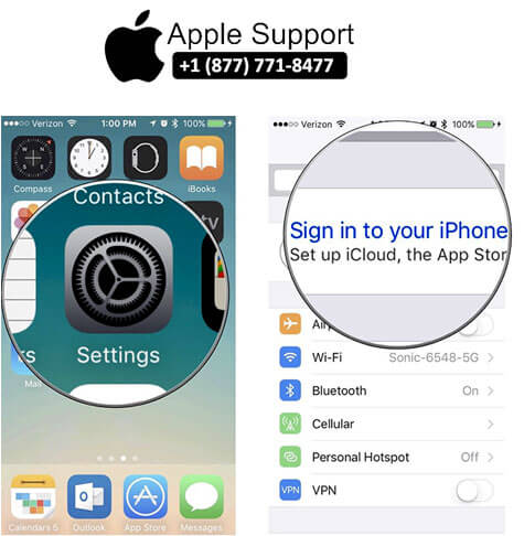 iPhone-Support-for-Apple-Id